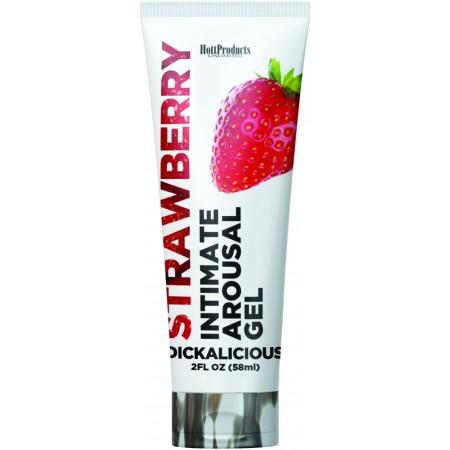 Dickalicious Penis Arousal Cream (Open Stock Tube - Strawberry)