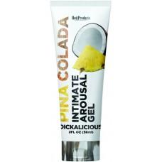 Dickalicious Penis Arousal Cream (Open Stock Tube - Pina Colada)