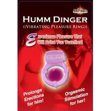 Humm Dinger Cock Ring (magenta)