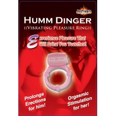 Humm Dinger Cock Ring (purple)
