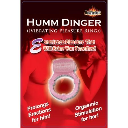 Humm Dinger Cock Ring (purple)