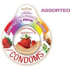 Endurance Condoms - Assorted