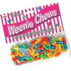 Weenie Chews Candy