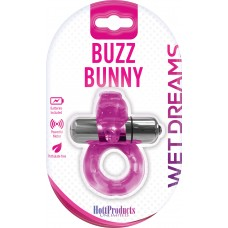 Buzz Bunny Cock Ring (Purfect Pets Series pink)