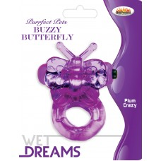 Buzzy Butterfly (Purfect Pets Series purple)