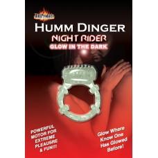 Humm Dinger Cock Ring (Night Rider)