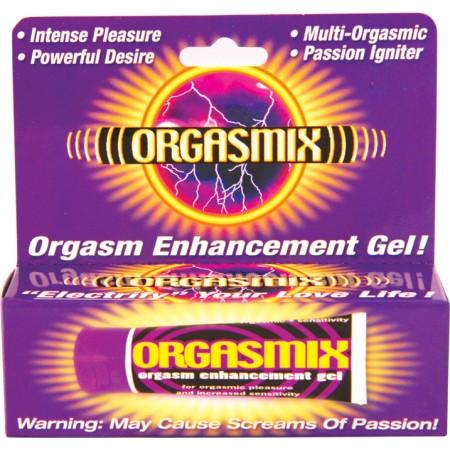Orgasmix - Orgasm Enhancement Gel (Single box)