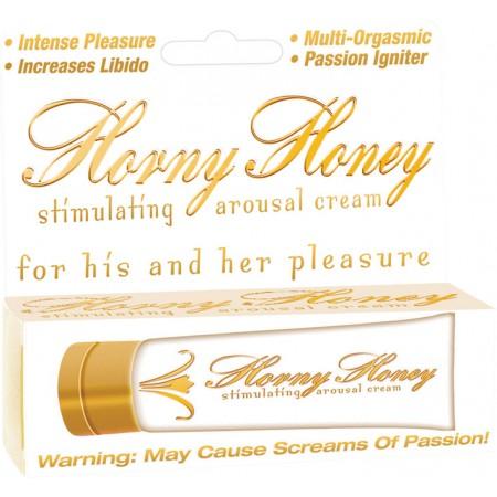Horny Honey Arousal Cream (2 oz. Tube)