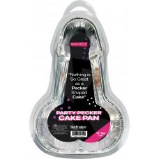 Bachelorette Party Pecker Cake Pan