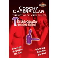 Coochy Caterpillar (magenta)