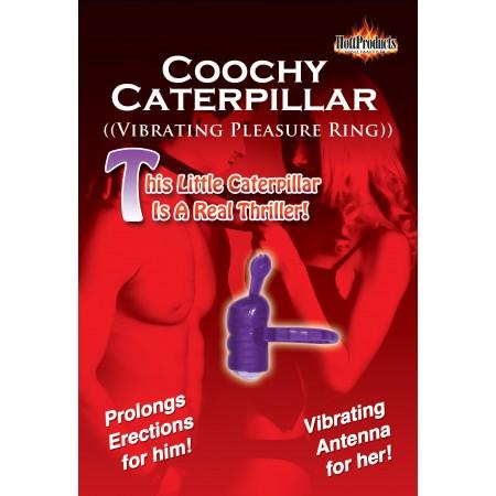 Coochy Caterpillar (purple)