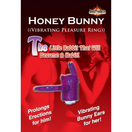 Humm Dinger Honey Bunny (purple)