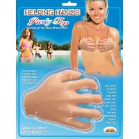 Helping Hands Party Bra
