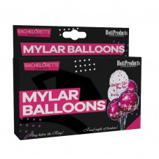Bachelorette Party Mylar Balloons