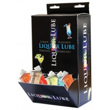Liquor Lube Personal Lubricant (Display 50pcs)