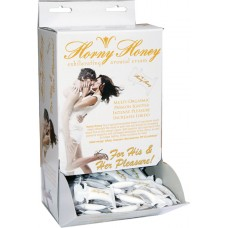 Horny Honey Arousal Cream (144pc Pillows Display)