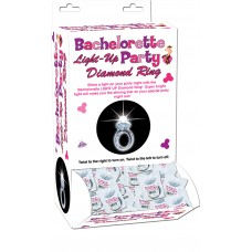 Bachelorette LIGHT UP Diamond Ring (24pc Display)