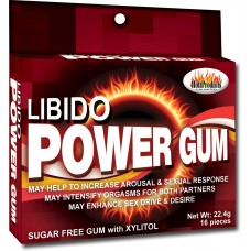 Libido Power Gum