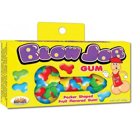 Blow Job Gum