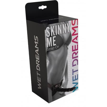 Skinny Me Strap On (black)