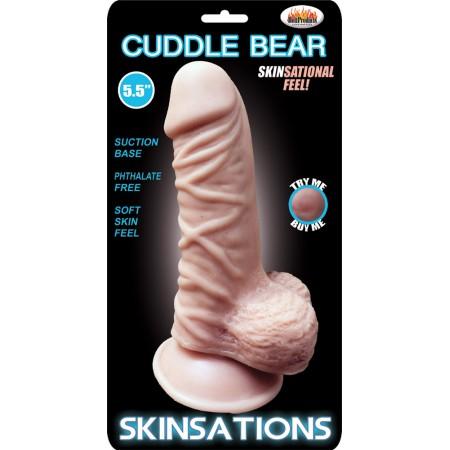 Cuddle Bear - 5.5 inch