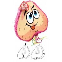 Bachelorette Pecker Ball Bag (Pinata) Open Stock