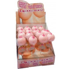 Lil' Boobie Pops 16pc Display
