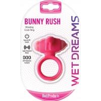 Bunny Rush Cock Ring (pink)