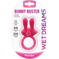 Bunny Buster Cock Ring (pink)