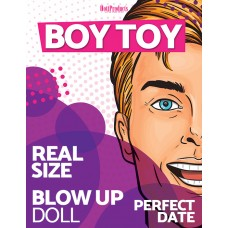 Boy Toy Blow Up Doll