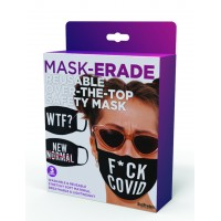 MASK-ERADE Reusable Safety Mask