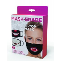 MASK-ERADE Reusable Safety Mask Vampire