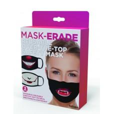 MASK-ERADE Reusable Safety Mask Vampire