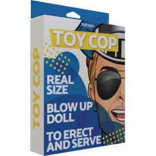 Top Cop Inflatable Doll