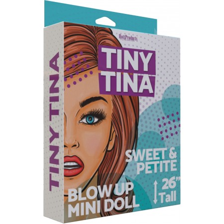Tiny Tina Inflatable Doll