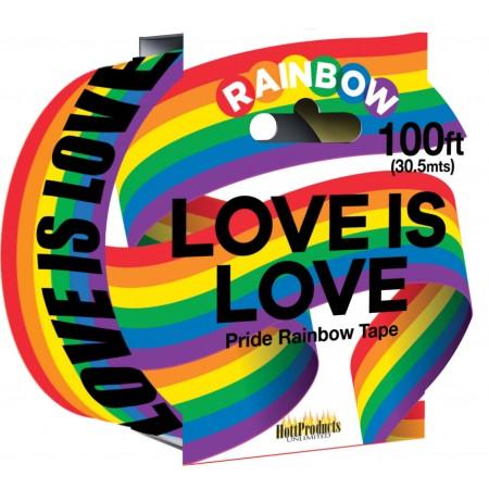 Pride Rainbow Tape (Love Is Love)