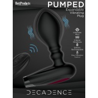 Pumped - Decadence Series