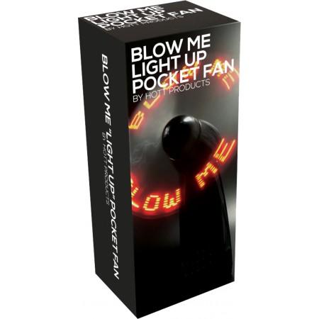 Blow Me Fan (Black)