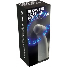 Blow Me Fan (White)